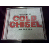 Cold Chisel   The Best Of   All For You [cd]
